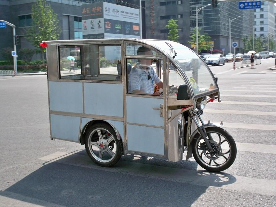 Пекинския городской транспорт