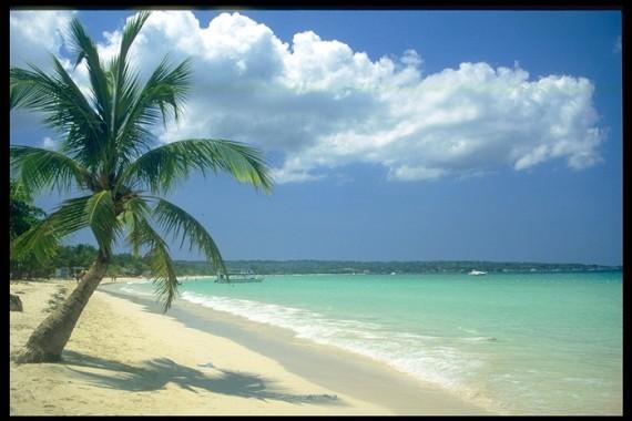 Вот она - Ямайка!! ;)