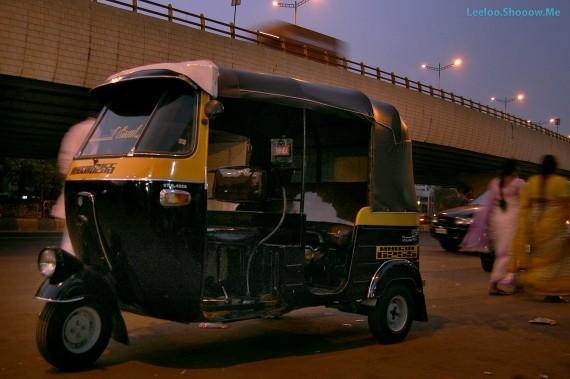 индийский рикша )
