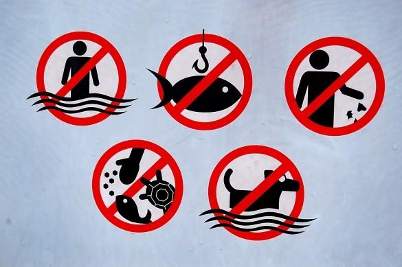 чего нельзя делать в Сингапуре ;)
