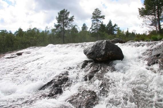 водопады Норвегии смывают все проблемы:)