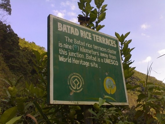 (Батад - объект всемирного наследия ЮНЕСКО)
