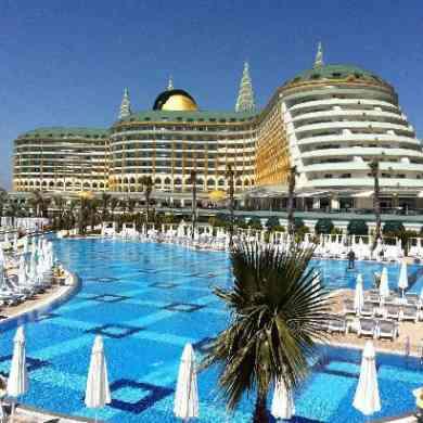 Тест-драйв лучших турецких отелей avatar