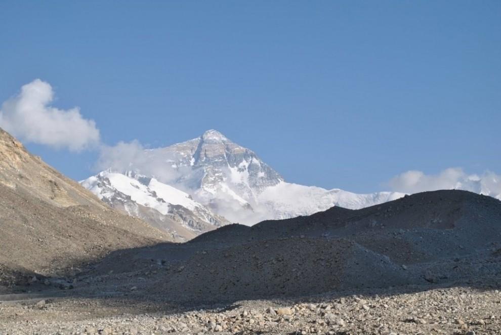 Г. Эверест, Тибет, май 2012