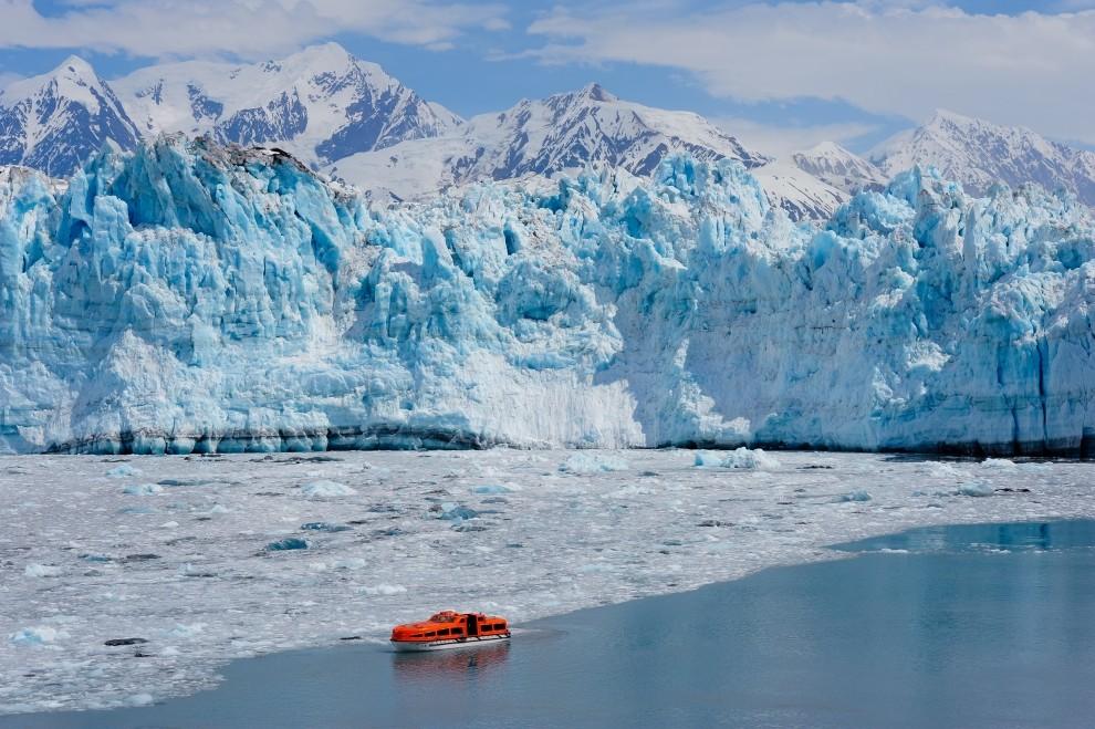 Sawyer Glacier, Tracy Arm, Alaska, USA