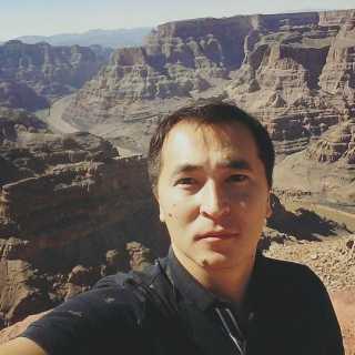 UrkenKazhgereev avatar