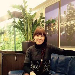 YuliiaSychevska avatar