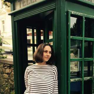 ZoeKalmychenko avatar