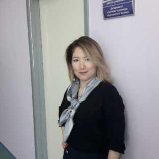 AnargulKuntuganova avatar