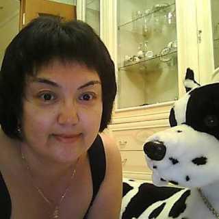 MaralYegizbayeva avatar