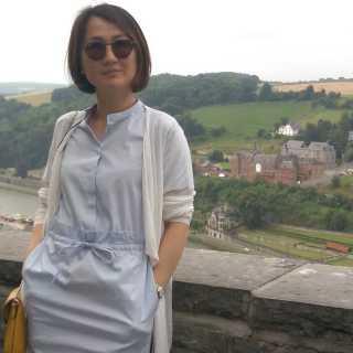 AidaKorganbaeva avatar