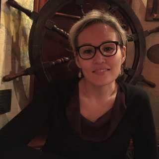 IndiraMedetova avatar