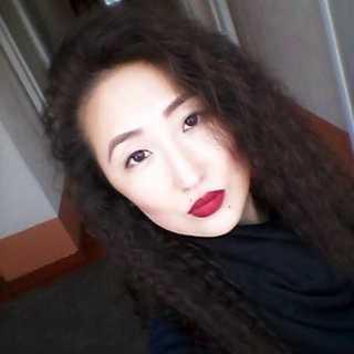 JibekSadyrova avatar
