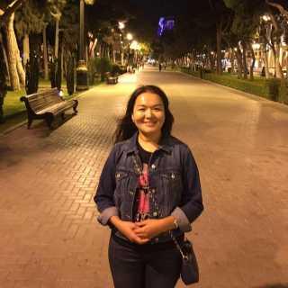 NazymDadanbayeva avatar