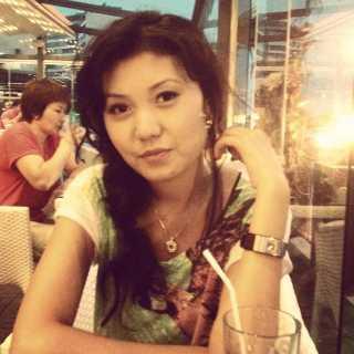 LauraSabdenova avatar