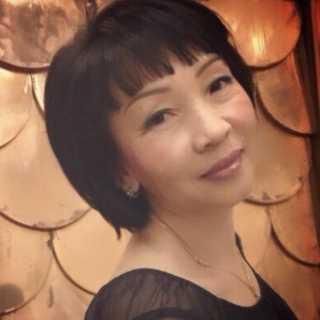 AliyaZhailova avatar