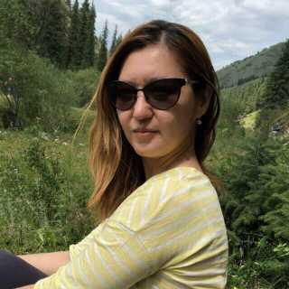 AinuraKazenova avatar