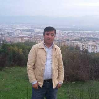 BakhtiyorSayfitdinov avatar