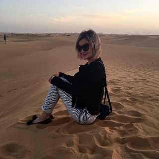 ZhannaBahtiyarovna avatar