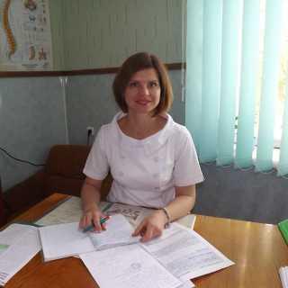 OksanaChuprina avatar