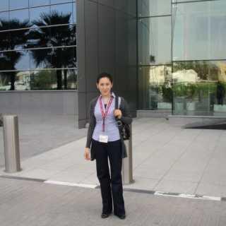 AimanDonayeva avatar
