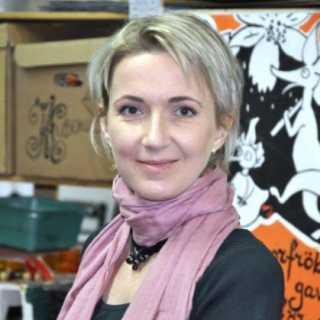 OksanaKaramushka avatar