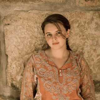 AnastasiyaBorovikova avatar