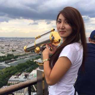 FaridaMyktybayeva avatar