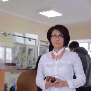 AidaIssanova avatar