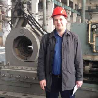 Klimychev avatar