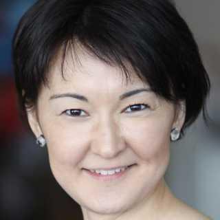 DinaraBissembina avatar