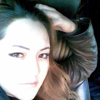 BanuraKozgambaeva avatar