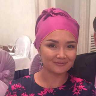 ZhibekChyngarayeva avatar