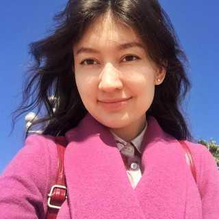 ZarinaZhimailova avatar