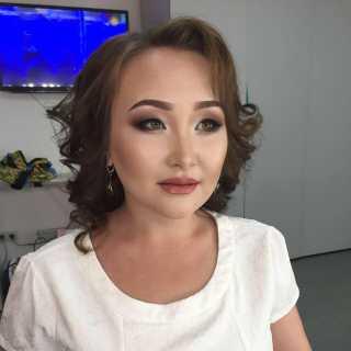 AinuraShalkenova avatar