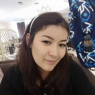 AigeraRaissova avatar