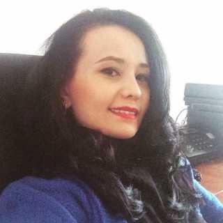 MaralZharassova avatar