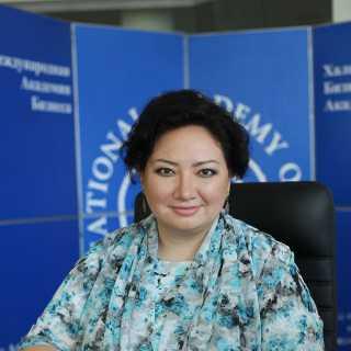 GulmiraKurganbayeva avatar