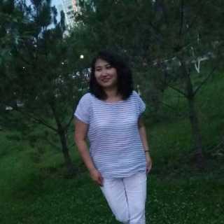 DinaraSharipbayeva avatar