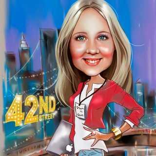 MashaKuzmina avatar