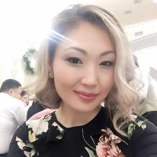 AnaraTuleubayeva avatar