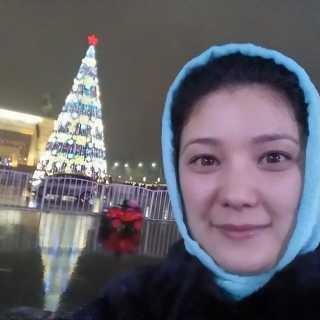 DinaraJunusova avatar