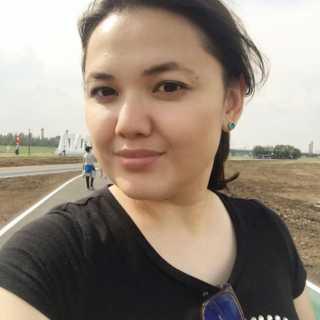 ZhainaraIskakova avatar