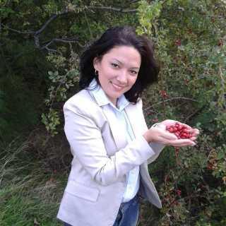 SaodatUbaydullaeva avatar