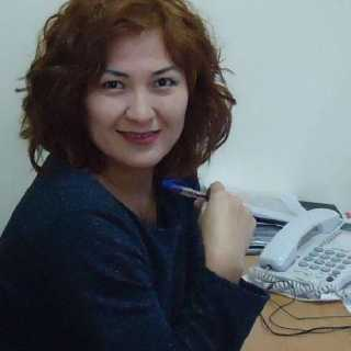AinagulAkhmetova avatar
