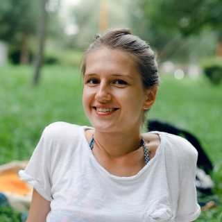 MariaUgrozova avatar