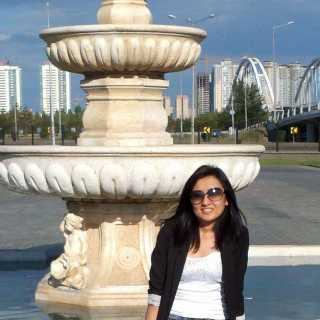 AizhanZainelova avatar