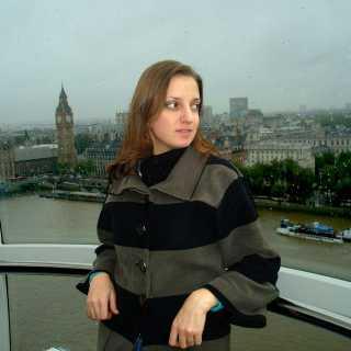 OksanaShvedova avatar