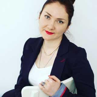 OlyaElshanskaya avatar