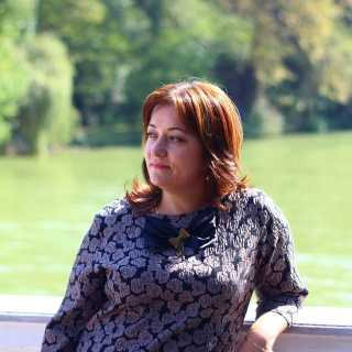 AksanaBzhedugova avatar